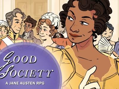 Reseña del juego de rol Good Society